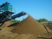 Оптовая продажа песка